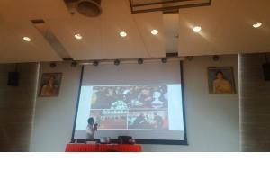 """การบรรยาย เรื่อง """"U - Enterpeneurship และ Tech Start up"""""""