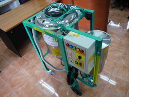 เครื่องผสมน้ำยาชำระล้างอเนกประสงค์
